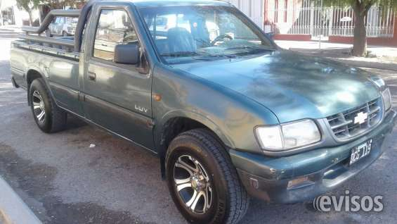 Fotos De Vendo Chevrolet Luv 25 Turbo Diesel Mod 99 En San Carlos