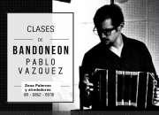 Clases de Bandoneón en Zona Palermo