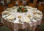 Congele su servicio de catering todo incluido en $590 por persona 15-3470-2072