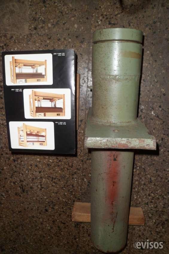 Pistones de prensas de carpinteria