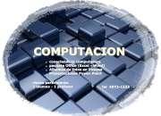 COMPUTACION - clases individuales VILLA PUEYRREDON  DEVOTO