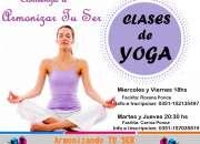 Clases de Yoga en Cordoba