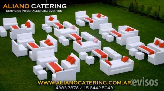 Alquiler de living para eventos 4383-7876/15-6442-5043 alquiler de mobiliario livings