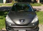 Peugeot 207 sedan xt 1.6 nafta compact 2012