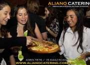 SERVICIO DE CATERING DE PIZZA PARTY 4383-7876 PASTA PARTY CAZUELAS PARTY BARRA DE TRAGOS