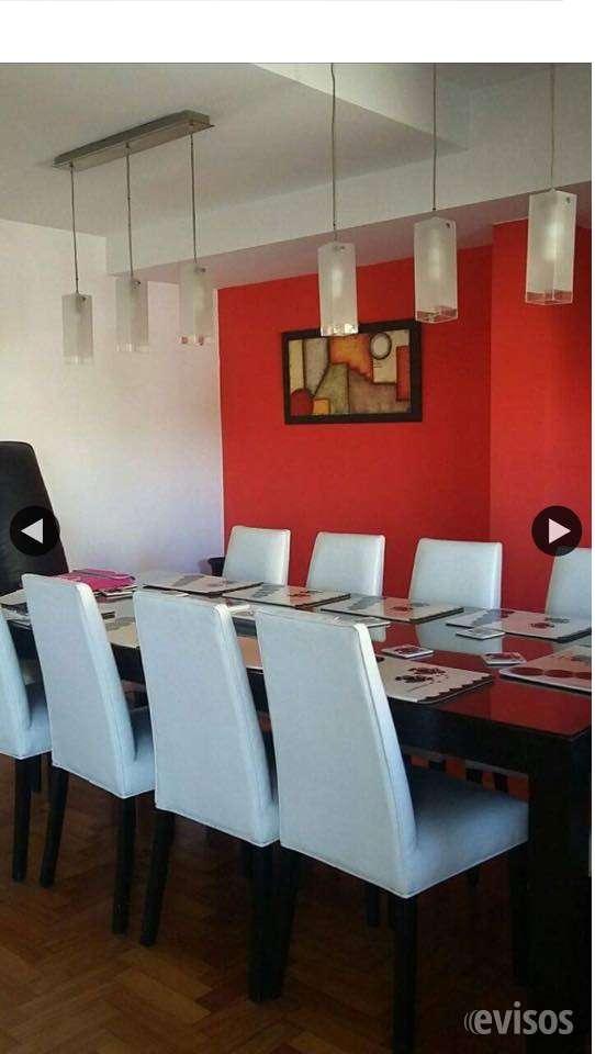 Vendo mesa de comedor con 10 sillas en Flores - Muebles | 981366