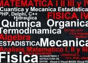 Clases Particulares Analisis Matematico Fisica Quimica