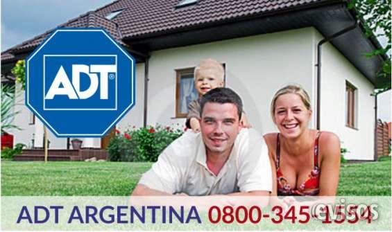 Alarmas para casas y empresas adt en chaco 0362-4670315