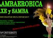 Clases de AXE, LAMBAERÓBICA y SAMBA en AIFA® UNIVERSITY