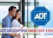 Contratar Alarmas para casas ADT 0800-345-1554 - Seguridad las 24 horas.