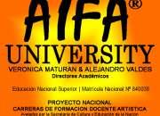 Formacion nacional docente de danza / baile - aifa® university