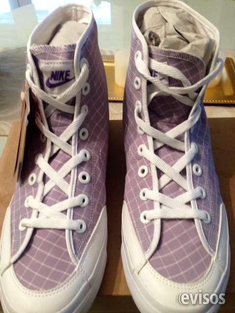 Nike botitas lilas en caja 42 solo 699 $