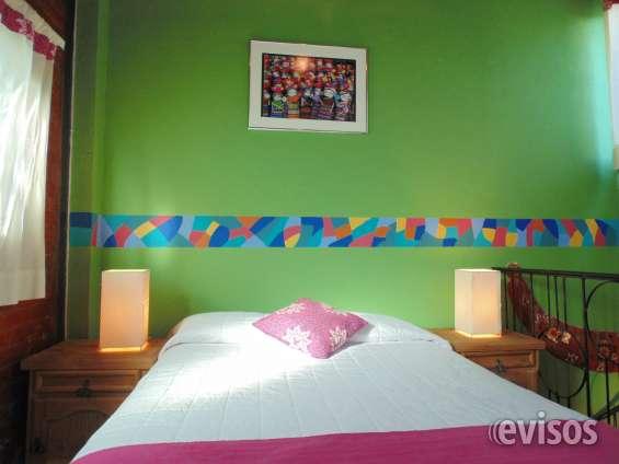 Suites desde $70 usd por noche!! todo incluido, solo necesitas tu maleta!!! cd mexico