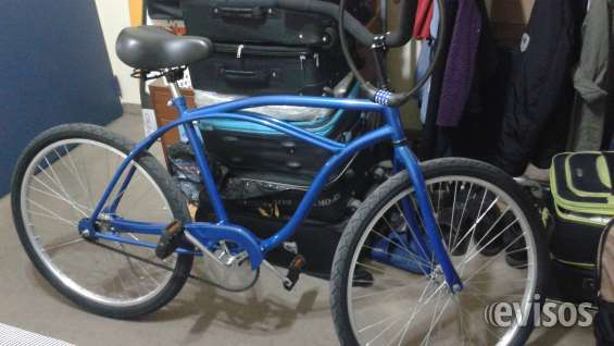 Bicicleta playera (nueva)