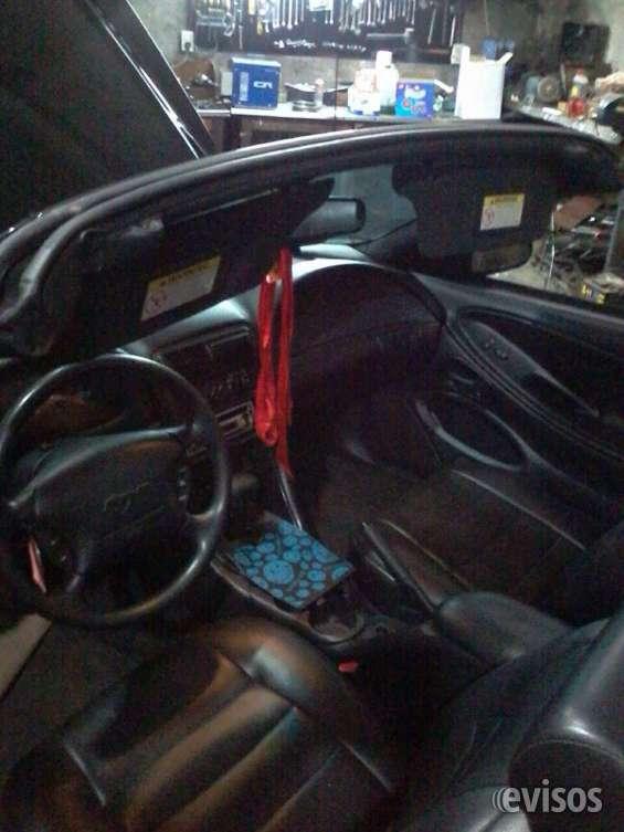 Mustang cabrio esc ofertas permutas
