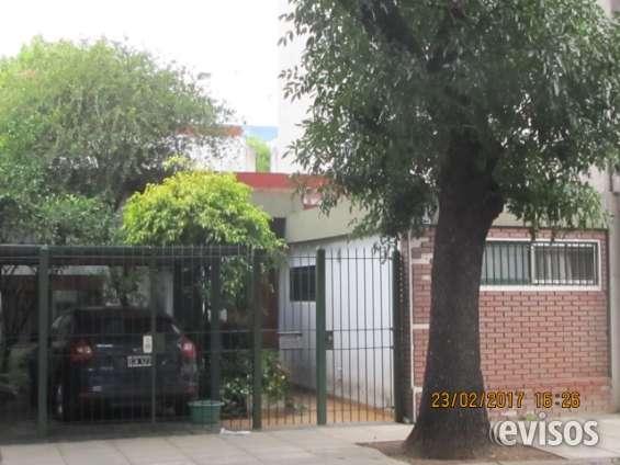 Casa 4 ambientes sobre lote propio, b.º de villa del parque