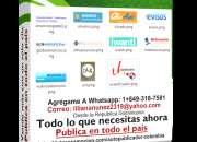 Software para vender ofertas en argentina