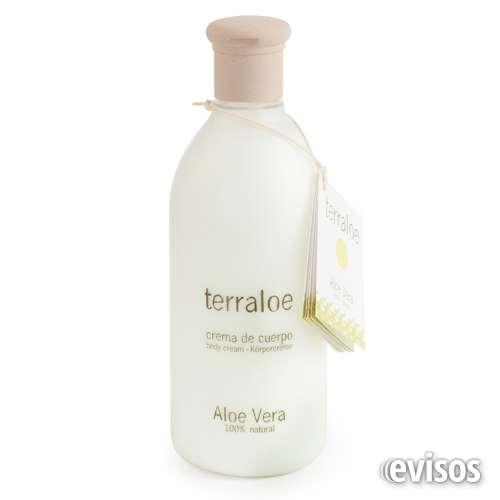 Crema de cuerpo reafirmante terraloe - 400 ml.