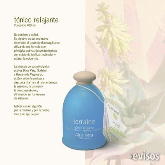 Tónico relajante terraloe - 400 ml.