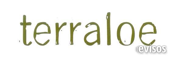 Terraloe: el aloe vera 100% natural como protagonista.
