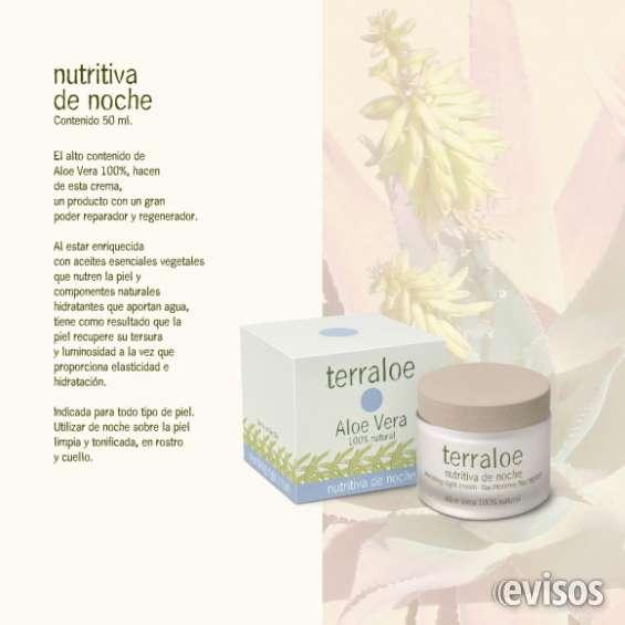 Nutritiva de noche terraloe - 50 ml.
