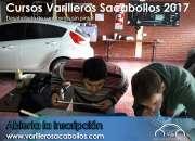 CURSO PRESENCIAL TALLER DE SACABOLLO VARILLERO DESABOLLADO SIN PINTAR