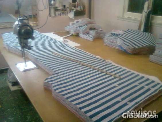 Taller corte de ropa / servicio de cortador a su fabrica o en mi domicilio