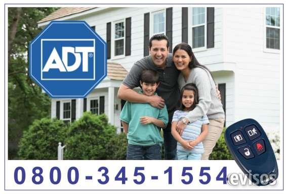 Alarmas residenciales adt 0800-345-1554 instalación gratis!!!