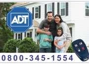 Alarmas residenciales adt 0800-345-1554 instalaci…