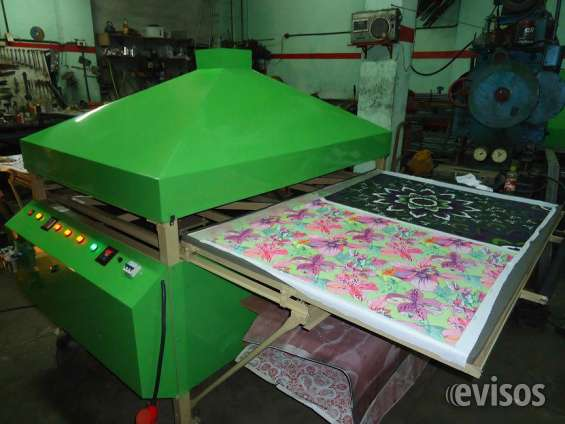 Maquina de sublimar de 1000 x 800