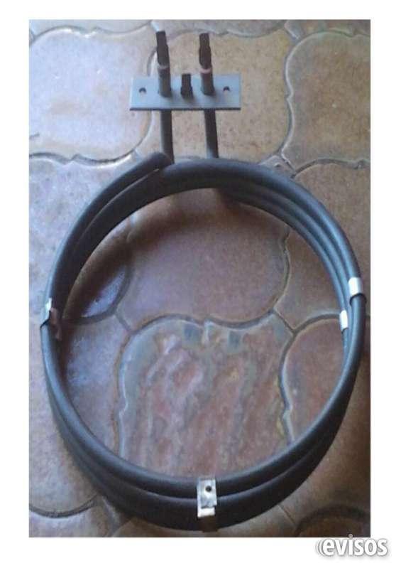 Resistencias eléctricas circulares de fabrica