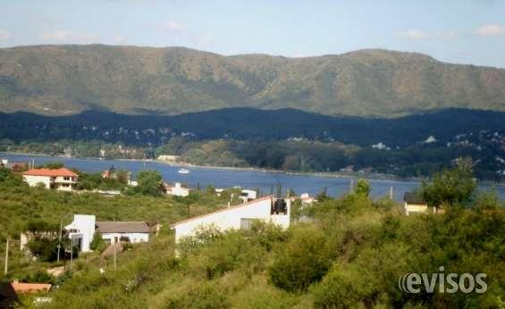 Lote - barrio pereli residencial - villa del lago - villa carlos paz