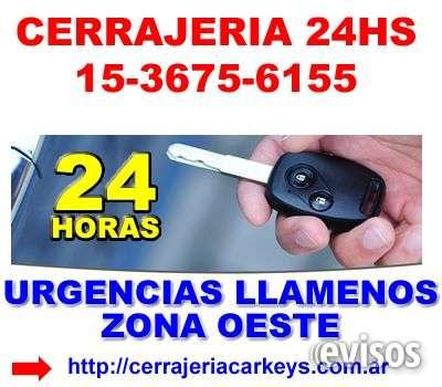 Cerrajeria de autos jose c. paz tel 15-36756155