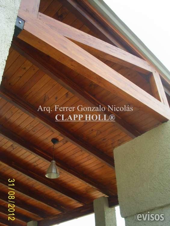 Mejores techos de madera de córdoba - clapp holl -