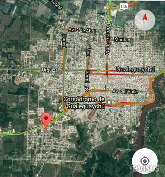 Oportunidad. dueño directo vende terreno en gualeguaychu