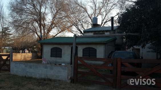 Casa a 1 cuadra del rio cosquin, vista a las sierras.