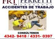 Estudio juridico accidentes de transito moron tfno *43429418*