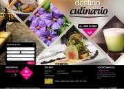 Páginas web empresariales – ROMA PRODUCCIONES – Las Lomitas