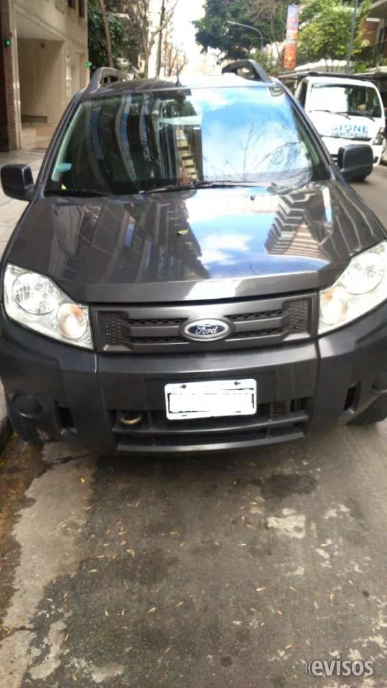 Ford ecosport 2011 impecable