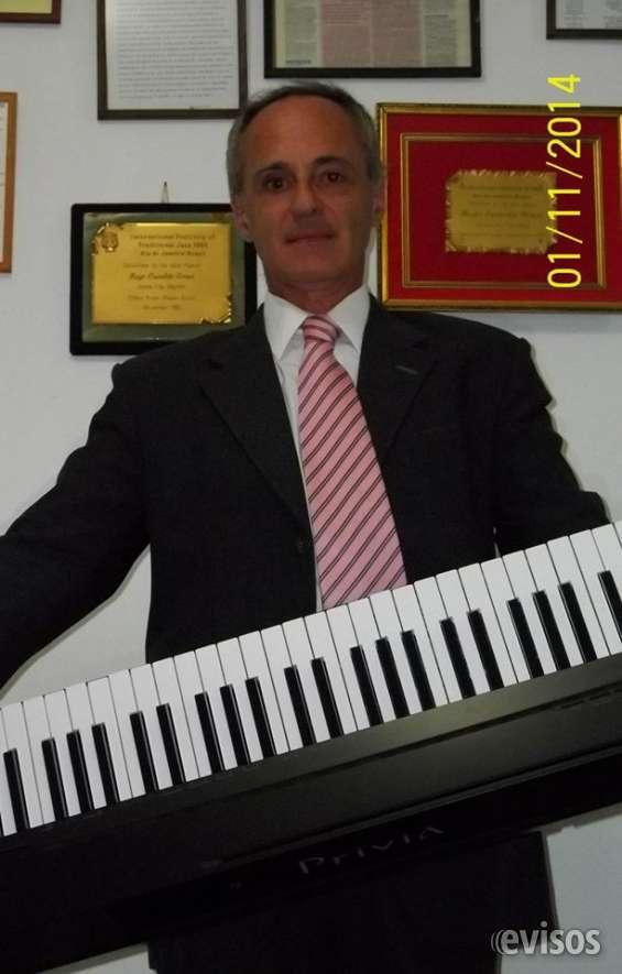Clases de teclados / piano