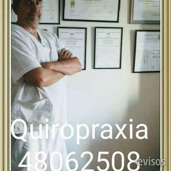 Quiropraxia y acupuntura