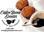Servicio de Cafetería - Coffee Break