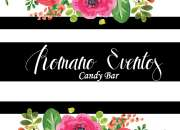 Romano Eventos  Candy -bar