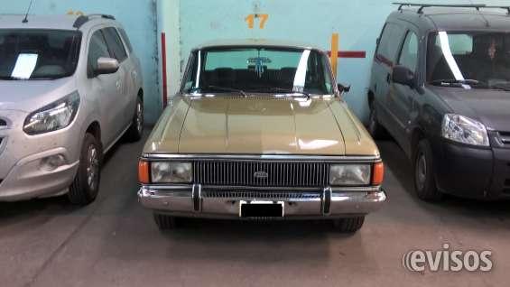 Unico dueño vende ford falcon delux 1980 3.6