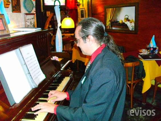 Canto _ piano (clases presenciales y a distancia)