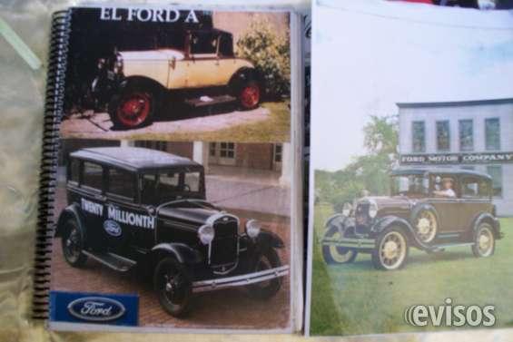 "++ manuales tecnicos ford ""a"" ** 1928-1931 ** edito ford motor co"