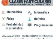 Clases particulares a nivelsecundarioy universi…