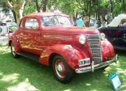 Manual de  Taller y Despiece Chevrolet 1937-38.