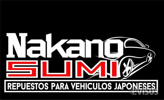 Nakano sumi repuestos japoneses