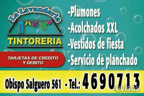 Fotos de Lavanderia y tintoreria 3